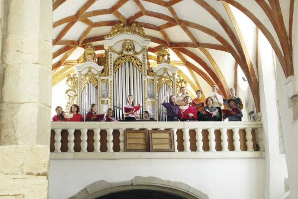 Tartlau,Kirchenburg,Diletto musicalae