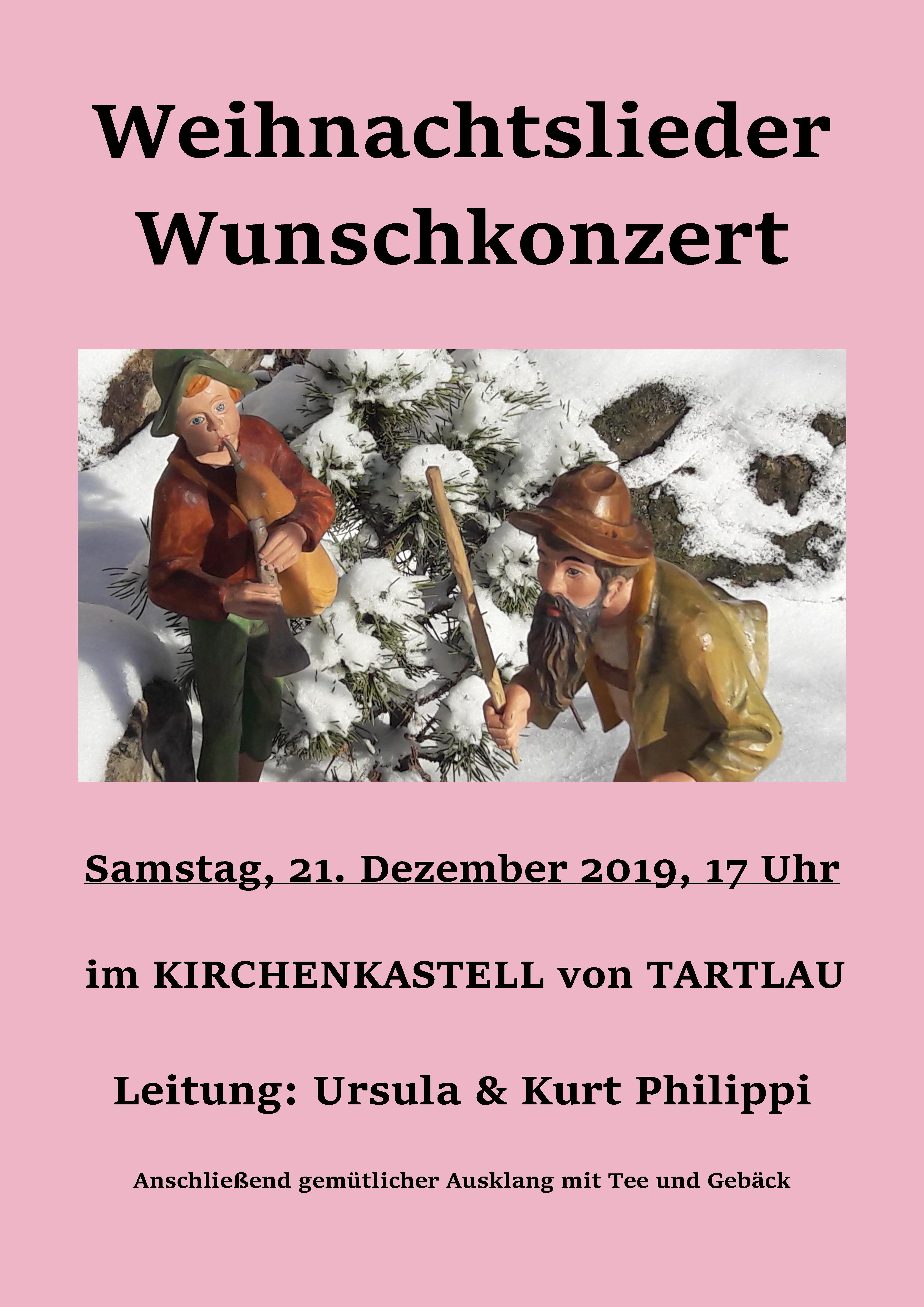 Weihnachtsmusik tartlau 2019 A3-1